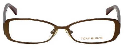 Tory Burch Designer Eyeglasses TY1004-291 in Bronze 50mm :: Rx Bi-Focal