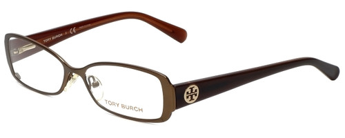 Tory Burch Designer Eyeglasses TY1004-291 in Bronze 52mm :: Rx Bi-Focal