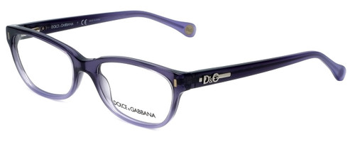 5d969b83dda8 Dolce & Gabbana Designer Reading Glasses DD1205-1674-50 in Violet 50mm