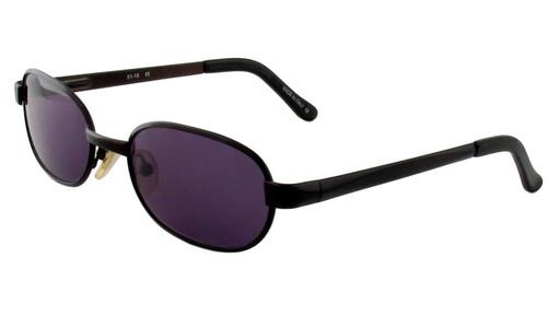 Linea Roma 231 in Black Designer Sunglasses