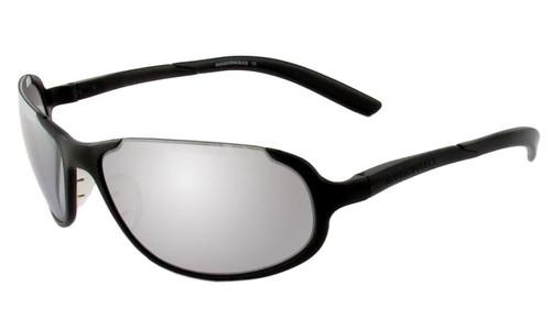 Mandarina Duck 45001 Black Silver  Designer Sunglasses