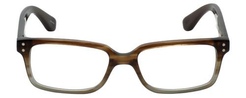 Hackett London Designer Reading Glasses HEB093-105 in Brown Grey 53mm