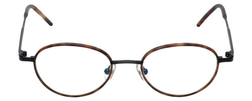 Hackett Designer Eyeglasses HEB080-10 in Demi Blonde Black 48mm :: Custom Left & Right Lens