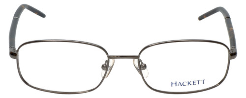 Hackett Designer Eyeglasses HEK1060-90 in Gunmetal 52mm :: Custom Left & Right Lens