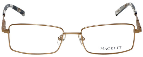 Hackett Designer Eyeglasses HEK1069-40 in Gold 52mm :: Custom Left & Right Lens