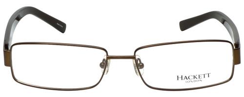 Hackett Designer Eyeglasses HEK1059-10 in Brown 58mm :: Rx Single Vision