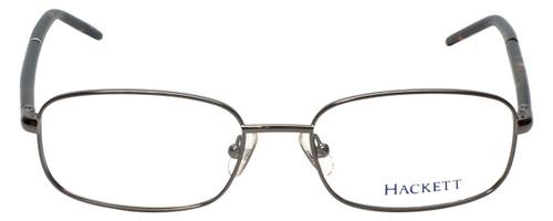 Hackett Designer Eyeglasses HEK1060-90 in Gunmetal 52mm :: Rx Single Vision