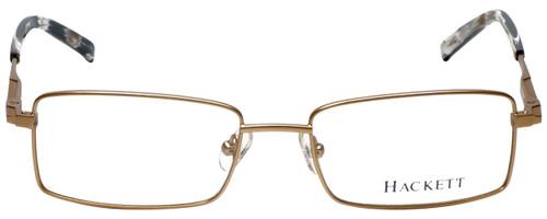 Hackett Designer Eyeglasses HEK1069-40 in Gold 52mm :: Rx Single Vision