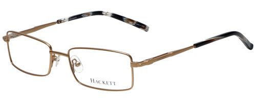 Hackett Designer Reading Glasses HEK1069-40 in Gold 52mm