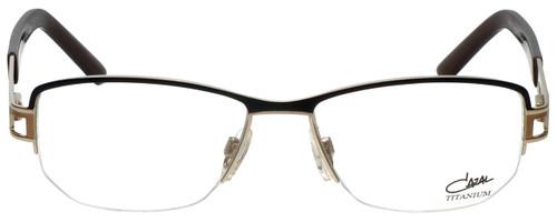 Cazal Designer Eyeglasses Cazal-1085-002 in Black Bronze 53mm :: Custom Left & Right Lens