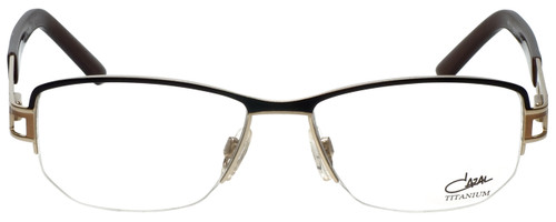 Cazal Designer Reading Glasses Cazal-1085-002 in Black Bronze 53mm