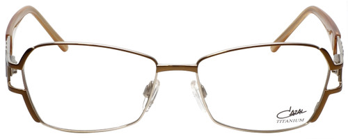 Cazal Designer Reading Glasses Cazal-1088-003 in Bronze 54mm