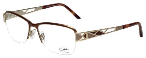 1318a9e9d5b Cazal Designer Eyeglasses Cazal-4212-003 in Brown 54mm    Rx Bi-Focal