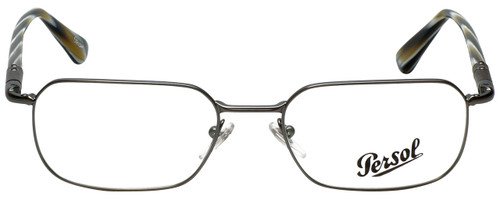 Persol Designer Eyeglasses PO2431V-997-53 in Gunmetal 53mm :: Rx Single Vision