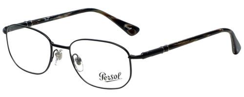 57cde22671 Persol Designer Eyeglasses PO2403V-992 in Matte Dark Brown 53mm ...