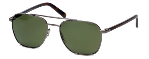 Harley-Davidson Official Designer Sunglasses HD2012-08Q in Brown Frame with Green Lens