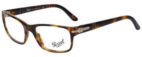 Persol Designer Eyeglasses PO2986V-108 in Tortoise 52mm :: Rx Bi-Focal