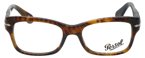 Persol Designer Reading Glasses Caffè PO3054V-108-51 in Tortoise 51mm