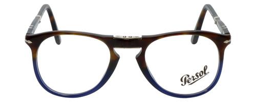 938605a641 Persol Designer Eyeglasses Terra e Oceano PO9714VM-1022 in Tortoise Blue  Gradient 50mm