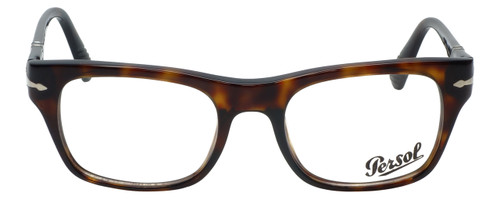 Persol Designer Reading Glasses Film Noir Edition PO3070V-24 in Tortoise 52mm