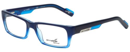 Arnette Designer Eyeglasses AN7039-1072 in Blue Gradient 49mm :: Rx Bi-Focal