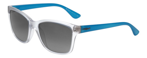 Vogue Designer Polarized Sunglasses VO2896-W745 in Crystal with Grey Lens
