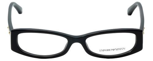 Emporio Armani Designer Reading Glasses EA3007-5017 in Black 53mm