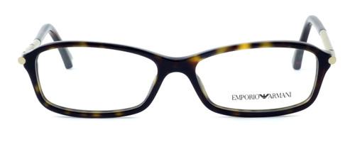 Emporio Armani Designer Eyeglasses EA3006-5026 in Tortoise 51mm :: Rx Bi-Focal