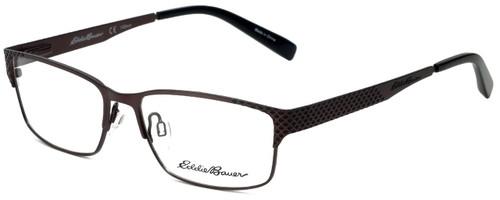Eddie Bauer Designer Reading Glasses EB32203-BR in Brown with Blue Light Filter + A/R Lenses
