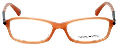 Emporio Armani Designer Eyeglasses EA3006F-5083 in Opal Coral 53mm :: Rx Single Vision