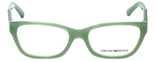Emporio Armani Designer Eyeglasses EA3004-5085-50 in Aqua Green Opal 50mm :: Rx Bi-Focal