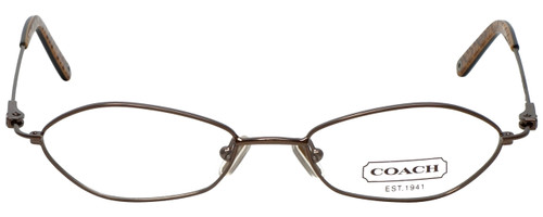 Coach Designer Eyeglasses HC113-255 in Tan 49mm :: Custom Left & Right Lens