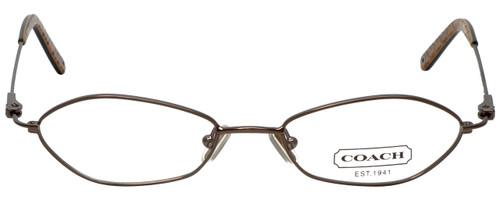 Coach Designer Eyeglasses HC113-255 in Tan 49mm :: Rx Single Vision