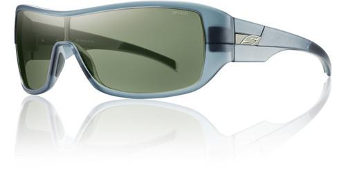 Matte Smoke & Polarized Gray-Green Lens