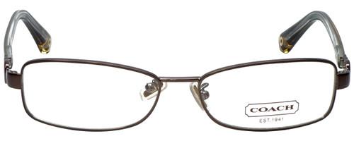 Coach Designer Eyeglasses HC5005-9035-53 in Brown 53mm :: Rx Single Vision