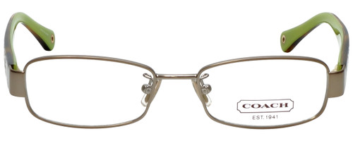 Coach Designer Eyeglasses HC5001-9020-48 Tortoise Brown Green 48mm Progressive