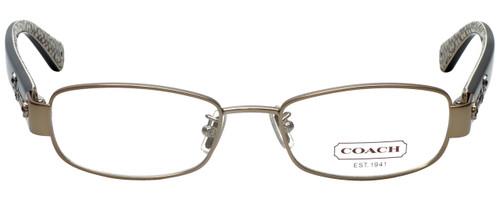 Coach Designer Eyeglasses HC5006-9038-47 in Taupe 47mm :: Progressive