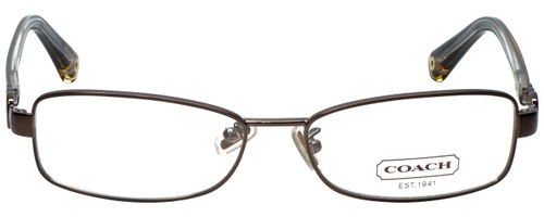 Coach Designer Eyeglasses HC5005-9035-53 in Brown 53mm :: Rx Bi-Focal