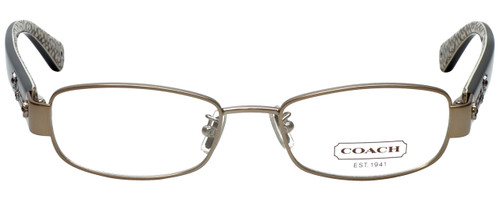 Coach Designer Eyeglasses HC5006-9038-47 in Taupe 47mm :: Rx Bi-Focal