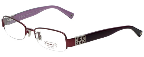 Coach Designer Reading Glasses HC5016Q-9070-51 in Satin Purple 51mm