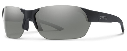 62e57c26dd3fd Smith Optics Envoy Sunglasses in Matte Black with ChromaPop Polarized  Platinum Lens