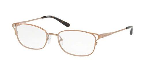 Michael Kors Designer Eyeglasses MK3020-1083-51 in Brown 51mm :: Custom Left & Right Lens