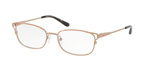 Michael Kors Designer Eyeglasses MK3020-1083-51 in Brown 51mm :: Rx Single Vision