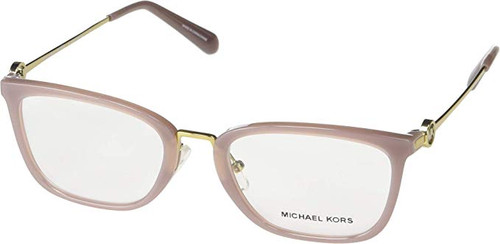 16a3a0cfa447 Michael Kors Designer Eyeglasses MK4054-3320-54 in Milky Pink 54mm :: Rx  Single Vision