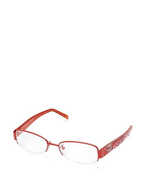 Emilio Pucci Designer Eyeglasses EP2132-800-53 in Orange 53mm :: Custom Left & Right Lens