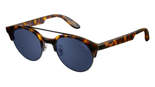 Carrera Designer Sunglasses CA5035S-0TNK in Tortoise with Grey Lens
