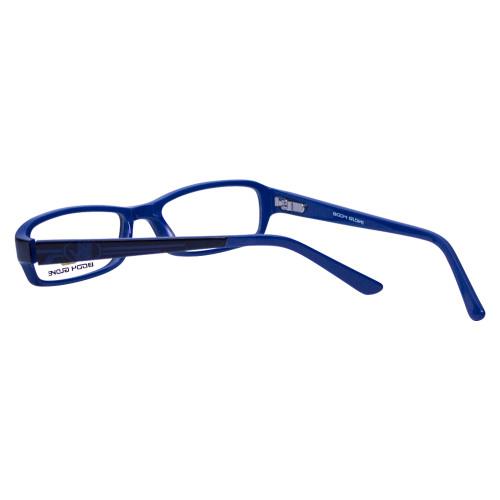 Body Glove Designer Eyeglasses BB128 in Black Blue KIDS SIZE :: Rx Single Vision