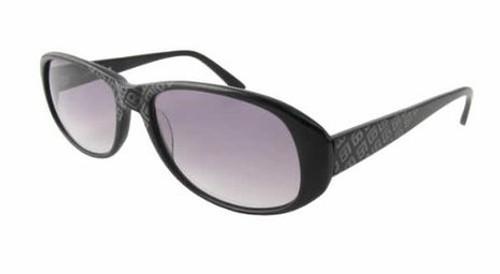 Laura Biagiotti 85399 Black Designer Sunglasses
