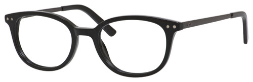 Esquire Designer Eyeglasses EQ1503-BLK in Black 50mm :: Rx Single Vision