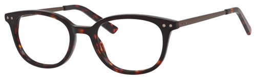 Esquire Designer Eyeglasses EQ1503-TOR in Tortoise 50mm :: Rx Single Vision